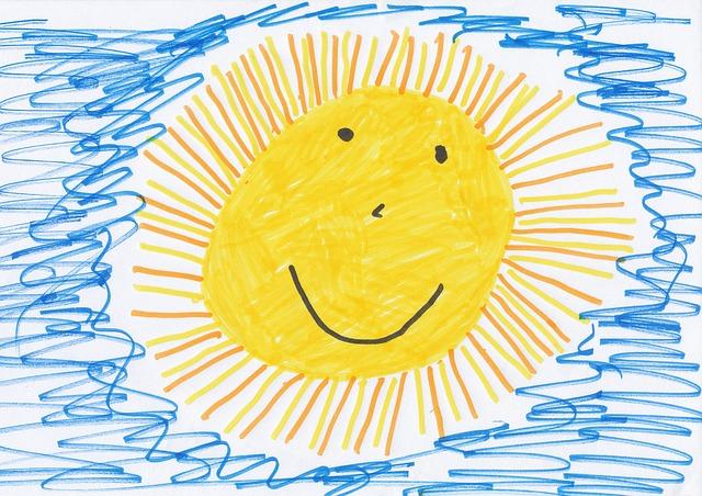 obrázek slunce