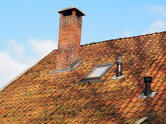 okénko na střeše