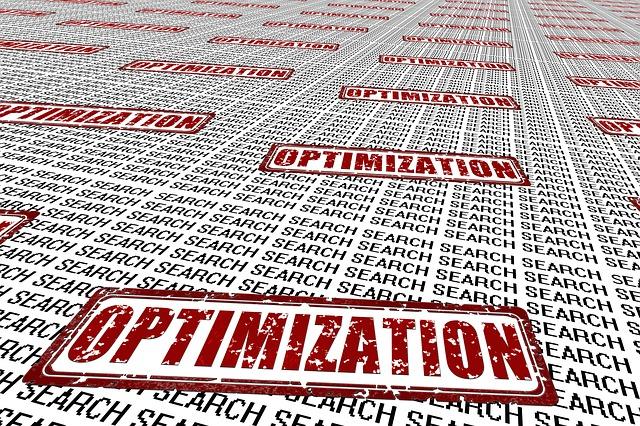 optimalizace vícekrát