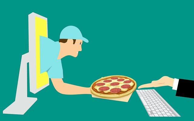 online doručení jídla