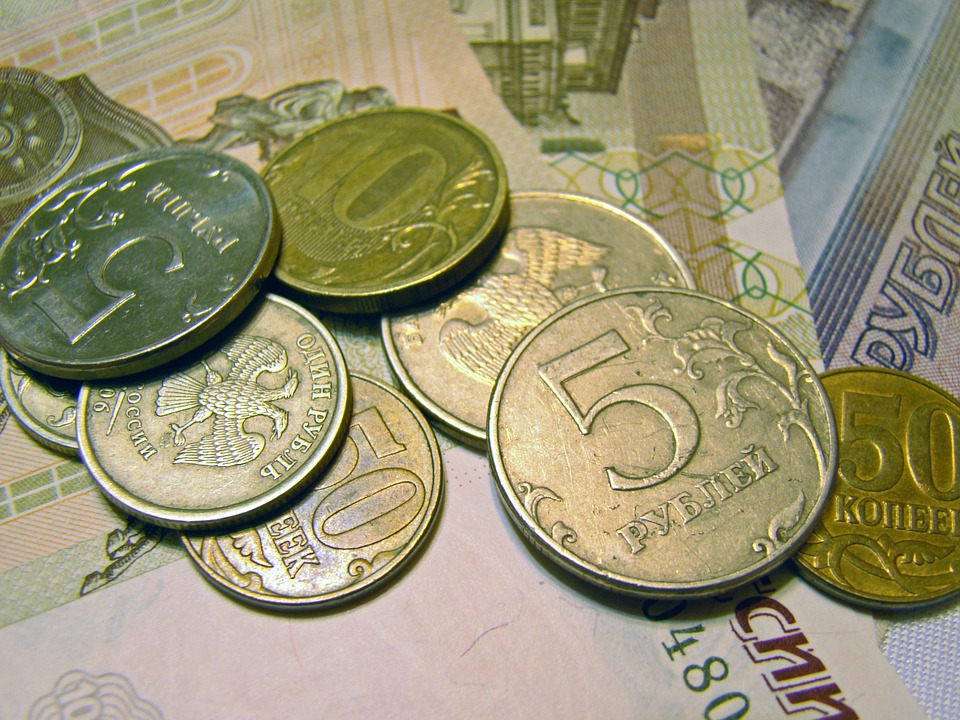 rubly měna